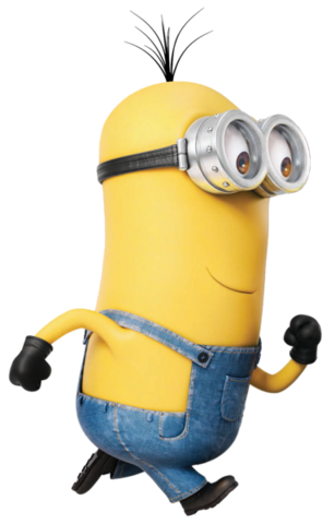 File:Minion Kevin PNG Transparent Picture.png