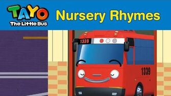TAYO Nursery Rhymes 8 Wheels On The Bus (GANI ver