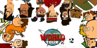 Total Drama World Tour II