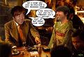 Brett meeting with Yoshi