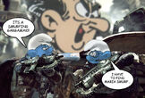 Smurfs of War