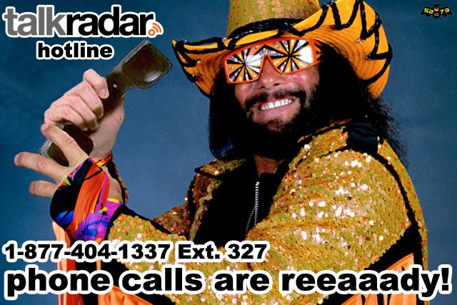 Savage phone calls