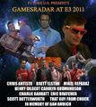 GamesRadarE32011Poster