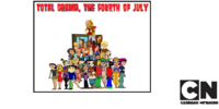 Total Drama, The Fourth of July