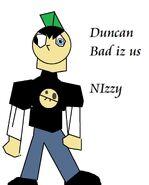 I killed Duncan LOL by NIzzy
