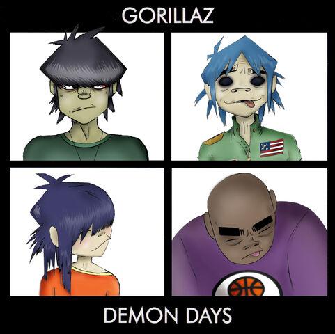 File:G DEMON DAYS by HELLen277.jpg