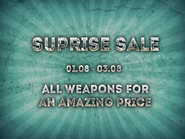 Surprise Sale03.08