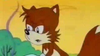 Sonic Says - Smoking's Bad!