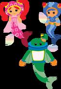 Mermaid Umizoomi
