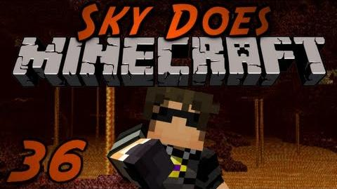 Sky Does Minecraft Episode 36 Failed Attempt at an Iron Golem