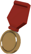 Gentle Manne's Service Medal RED TF2