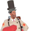 Medic with the Noble Amassment of Hats TF2.png