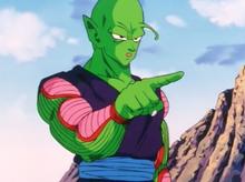 Piccolo reveals Trunks' identity