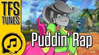 Dragonball Xenoverse 2 Puddin' Rap