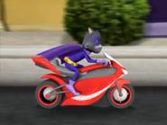 Motor shape bandit
