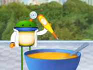 Doctor Bot and His Thermometer