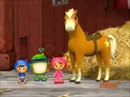 Team Umizoomi with Shooting Star