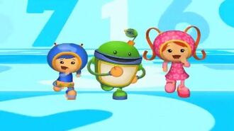 NICKELODEON Team Umizoomi Power Up