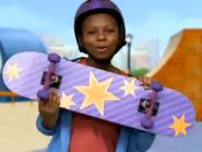 Star Skateboard