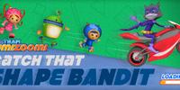 Catch That Shape Bandit