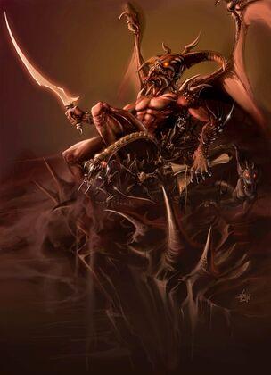 Daemon King by hunqwert
