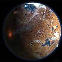 Planet-Cronos