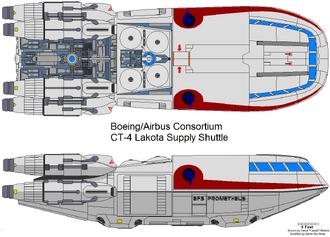 Shuttle MK II