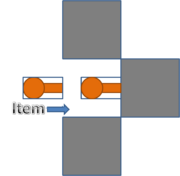Test item elevator 1