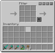 Filter GUI