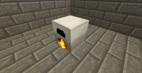 Iron Furnace Active