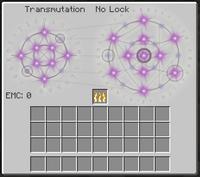 Transmutation Tablet GUI