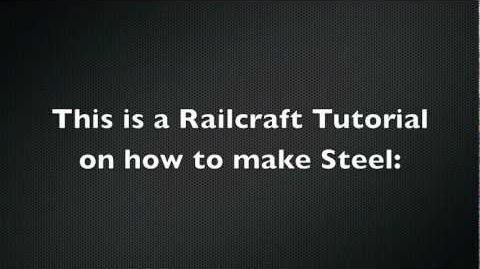 Railcraft Tutorial - Making Steel