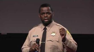 The Bridge Between an Inmate and Society - Earnest Sanford - TEDxSanQuentin