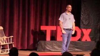 The Boy Next Door - David Butler II - TEDxMarionCorrectional