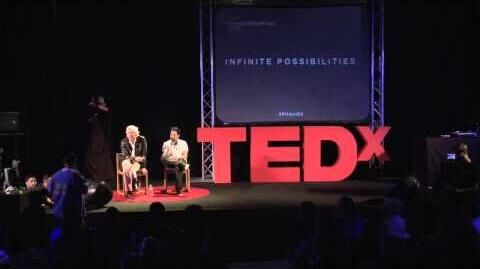 Second chances - Richard Branson - TEDxIronwoodStatePrison