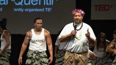 War Dancing for Peace - Native Hawaiians - TEDxSanQuentin