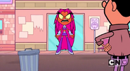 Angry Crazy Starfire