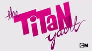 The TiTaN yacht