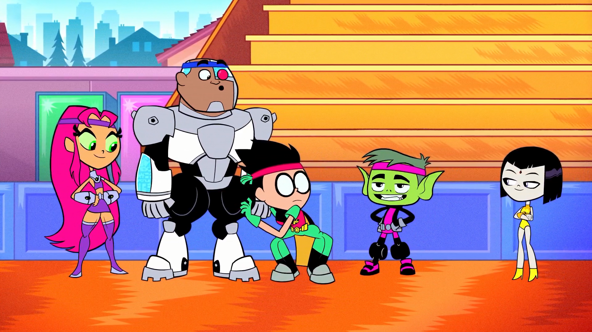 Image - Leg Day Image35Png  Teen Titans Go Wiki -9912