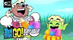 Hansel & Gretel I Teen Titans Go I Cartoon Network