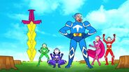 Go go Power Titans