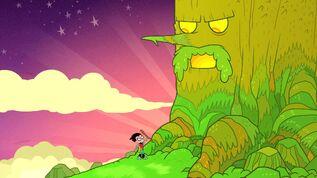Perilous tree journie