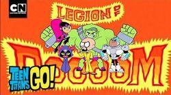 Teen Titans Go! Legion of Doooom Cartoon Network