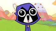 Raven fangirl mode 1