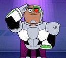 Cyborg's Emoticlones