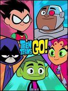 Teen Titans Go! main characters