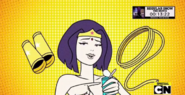 Rae Wonder Woman 2 Parter Part 2