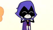 Giddy raven