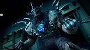 Steel Claws (Super Shredder) 04