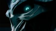 Super Shredder's Glowing Eye